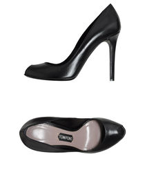 TOM FORD - Pumps with open toe
