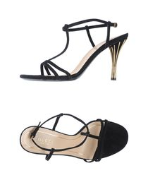 GUCCI - High-heeled sandals