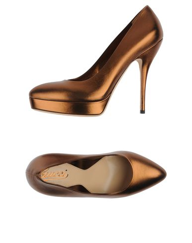 GUCCI - Platform pumps