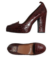 LAURENCE DACADE - Moccasins with heel