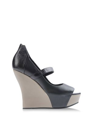 Pumps with open toe Women's - CAMILLA SKOVGAARD