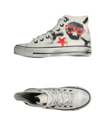 SKULL STAR - High-top sneaker