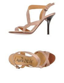 LANVIN - High-heeled sandals