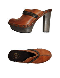 HTC - Open-toe mules