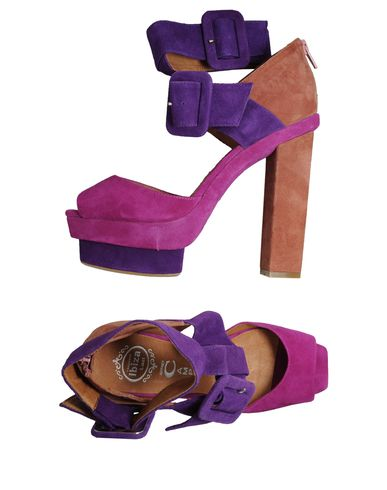 JEFFREY CAMPBELL - Platform sandals