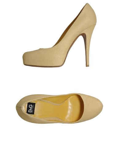 D&G - Platform pumps
