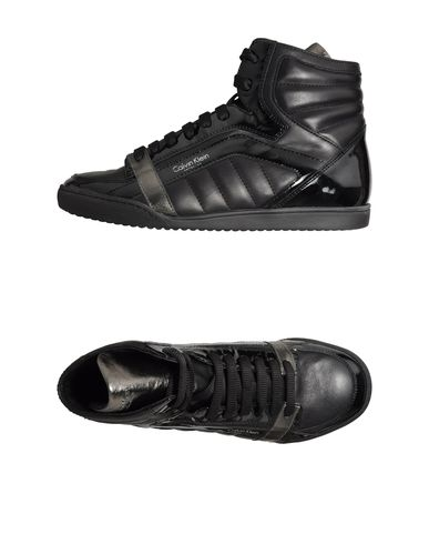 CALVIN KLEIN COLLECTION - High-top sneaker