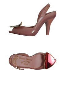 VIVIENNE WESTWOOD ANGLOMANIA + MELISSA Sandals