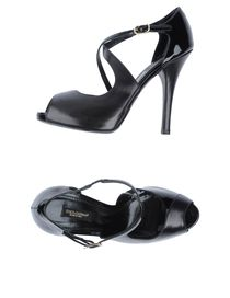 DOLCE & GABBANA - Courts with open toe