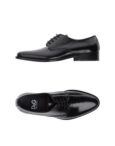 D&G - Lace-up shoes