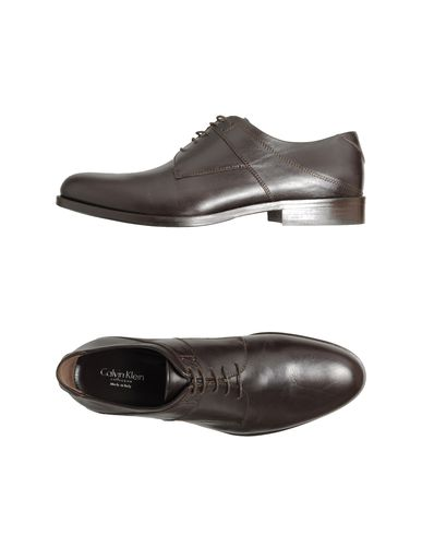 CALVIN KLEIN COLLECTION - Lace-up shoes