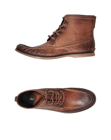 JOHN VARVATOS - High-top dress shoe
