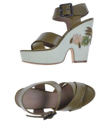 kenzo凉鞋 - 鞋履 - kenzo女士