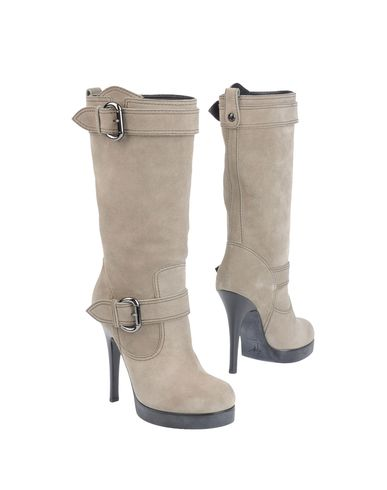 GIUSEPPE ZANOTTI DESIGN - High-heeled boots