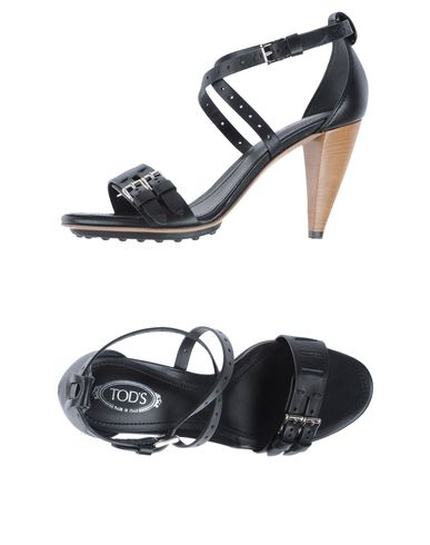 TOD&#39;S - Platform sandals