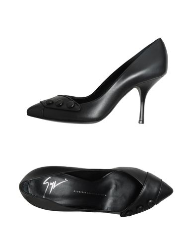 GIUSEPPE ZANOTTI DESIGN - Closed-toe slip-ons 