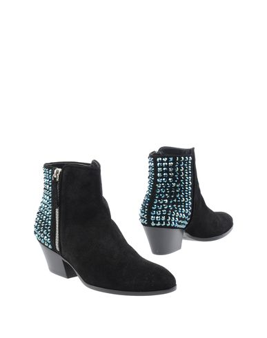 GIUSEPPE ZANOTTI DESIGN - Ankle boots