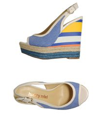 LUXURY REBEL - Espadrilles