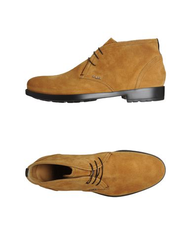 FABI - High-top dress shoe