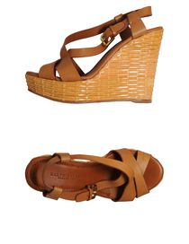 RALPH LAUREN COLLECTION - Wedge