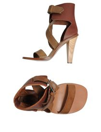 CHLOÉ - High-heeled sandals