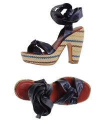 MARC BY MARC JACOBS - Platform sandals