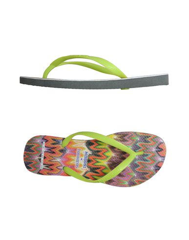 MISSONI loves HAVAIANAS - Flip flops