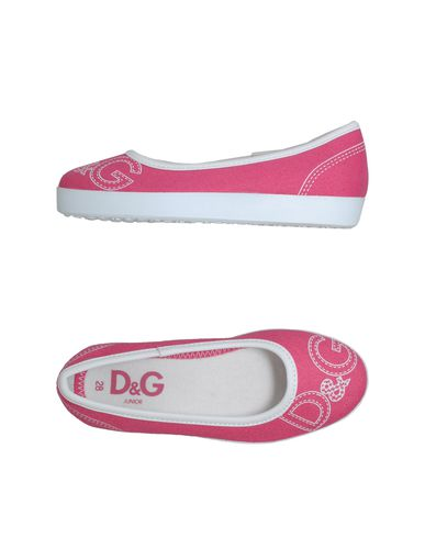 D&G JUNIOR - Ballet flats