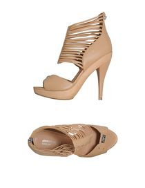 ARMANI JEANS - Platform sandals