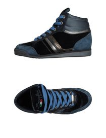 SERAFINI LUXURY - High-top trainers