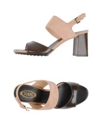 TOD'S - High-heeled sandals