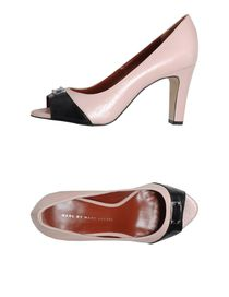 MARC BY MARC JACOBS - Courts with open toe