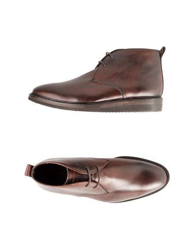 THE BRIDGE - High-top dress shoe