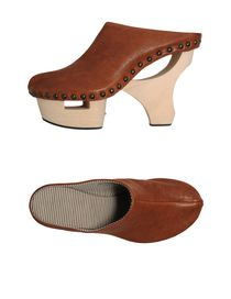 RUCO LINE PROJECT - Open-toe mules