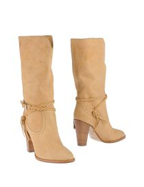RALPH LAUREN COLLECTION - High-heeled boots