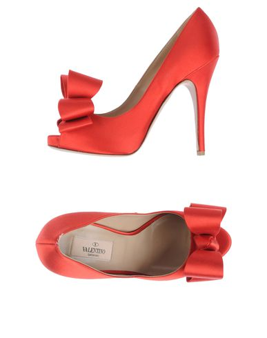 VALENTINO GARAVANI - Pumps with open toe
