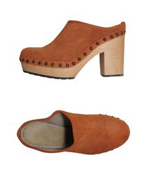 RUCO LINE PROJECT - Open-toe mule