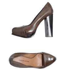 COSTUME NATIONAL - Platform pumps