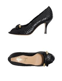 PARLANTI - Pumps with open toe