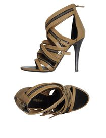 GIUSEPPE ZANOTTI DESIGN pour BALMAIN - High-heeled sandals