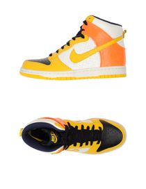 NIKE - High-top sneaker