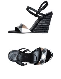 BURBERRY - Wedge