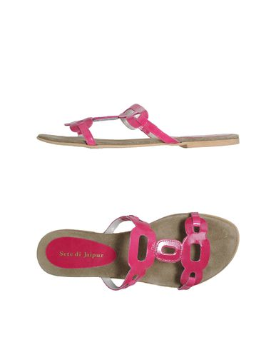 SETE DI JAIPUR - Flip flops &amp; clog sandals