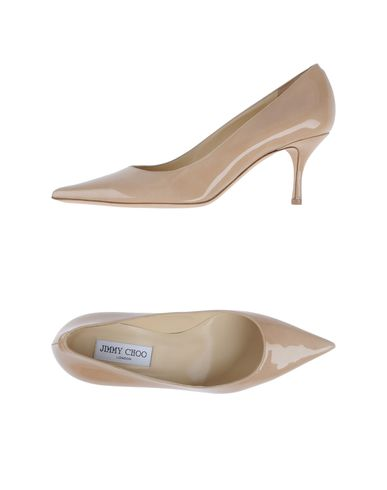 JIMMY CHOO LONDON - Closed-toe slip-ons