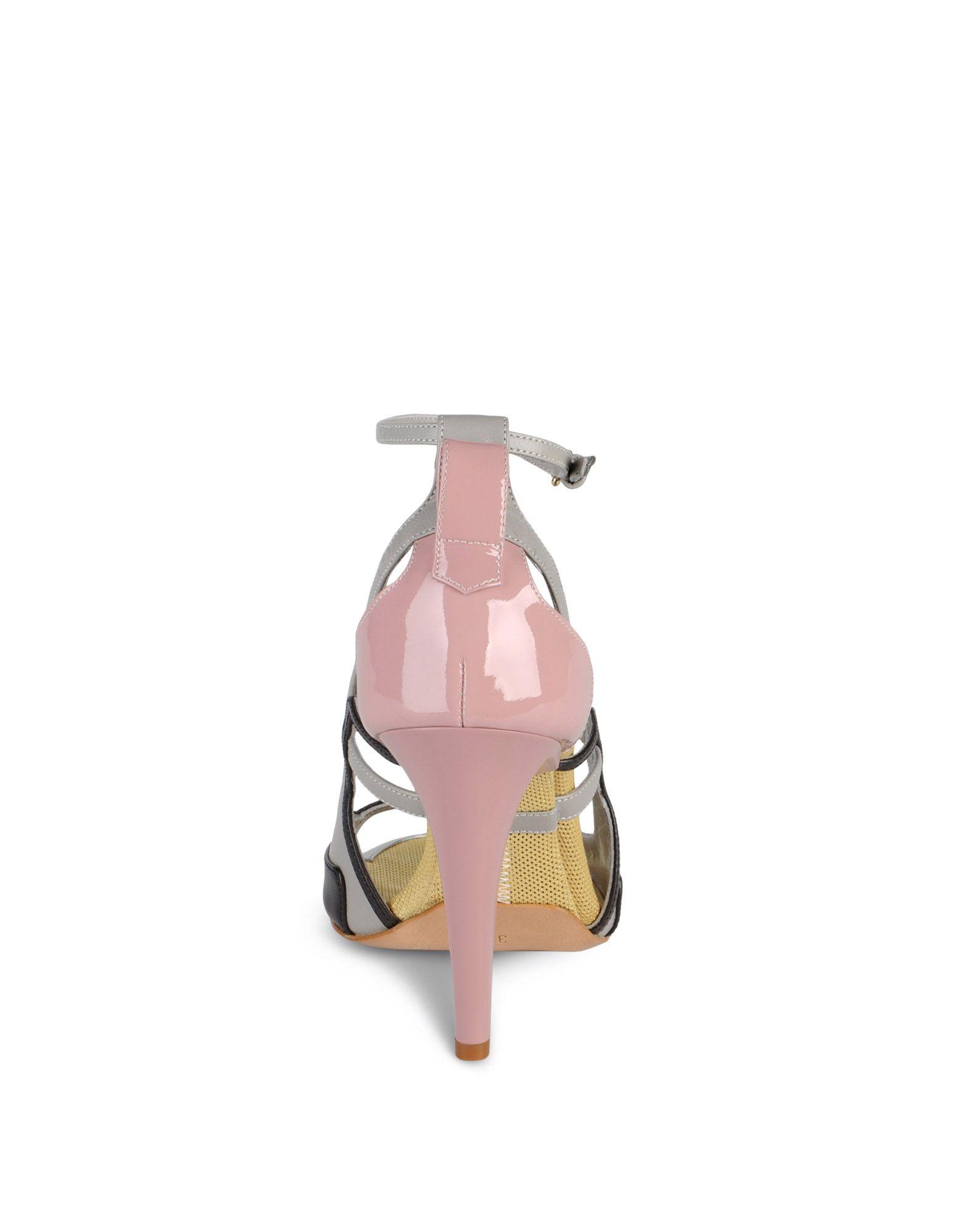 Sandalen mit Absatz - JIL SANDER Online Store