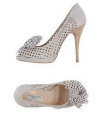 GIANNI MARRA - Pumps with open toe