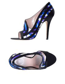 EMILIO PUCCI - Closed-toe slip-ons