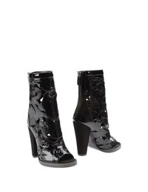 BALMAIN - High-heeled boots