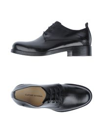 COSTUME NATIONAL - Lace-up shoes
