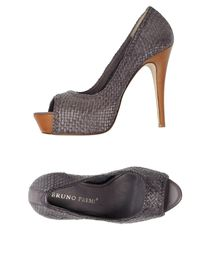 BRUNO PREMI - Pumps with open toe